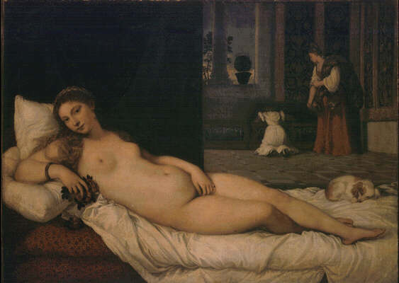 Female art nude erotic